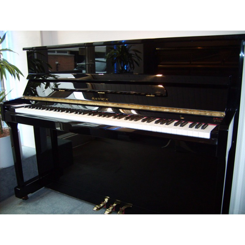 SAMICK JS115 noir verni - Piano d'occasion