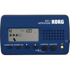 métronome MA-1 Korg bleu