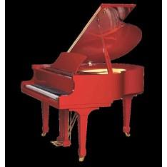 Pearl River GP148 rouge brillant  - Piano 1/4 de queue