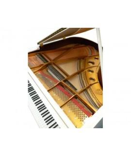 piano 1/4 de queue Wilh Steinberg P165 noir verni