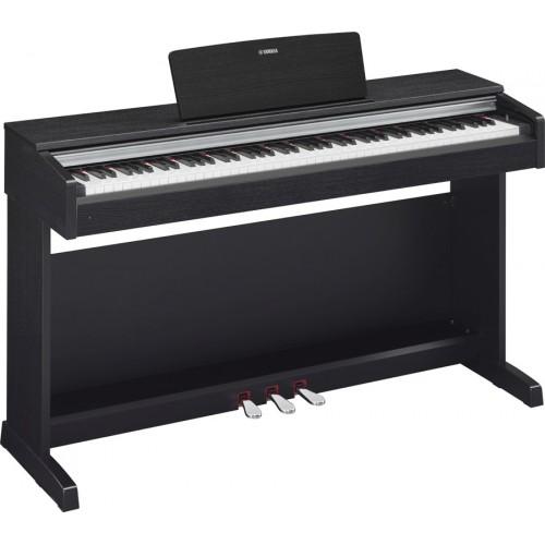 Yamaha YDP142 B (noir mat) - Piano numérique Arius