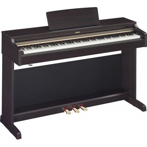 Yamaha YDP162 R (couleur bois de rose) - Piano arius