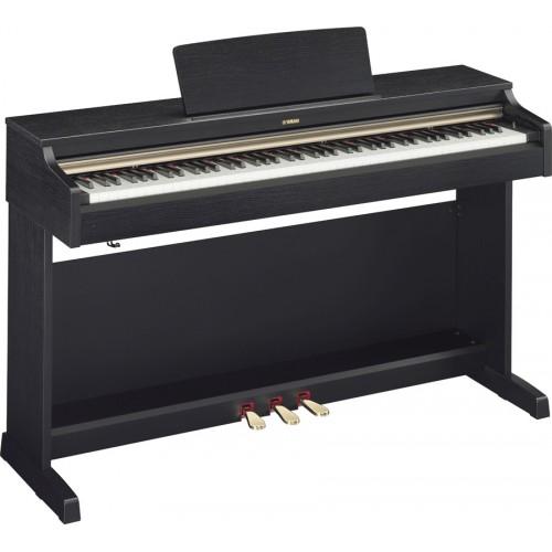 Yamaha YDP162 B (couleur noire mat) - Piano yamaha arius