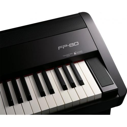 Roland FP80 bk Clavier numérique