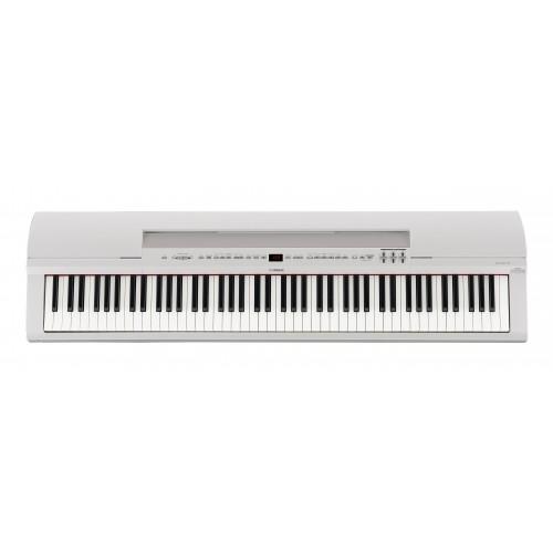 P255 WH  piano numérique - Yamaha