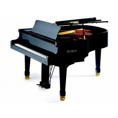 Piano 1/4 de queue Petrof P173 Breeze