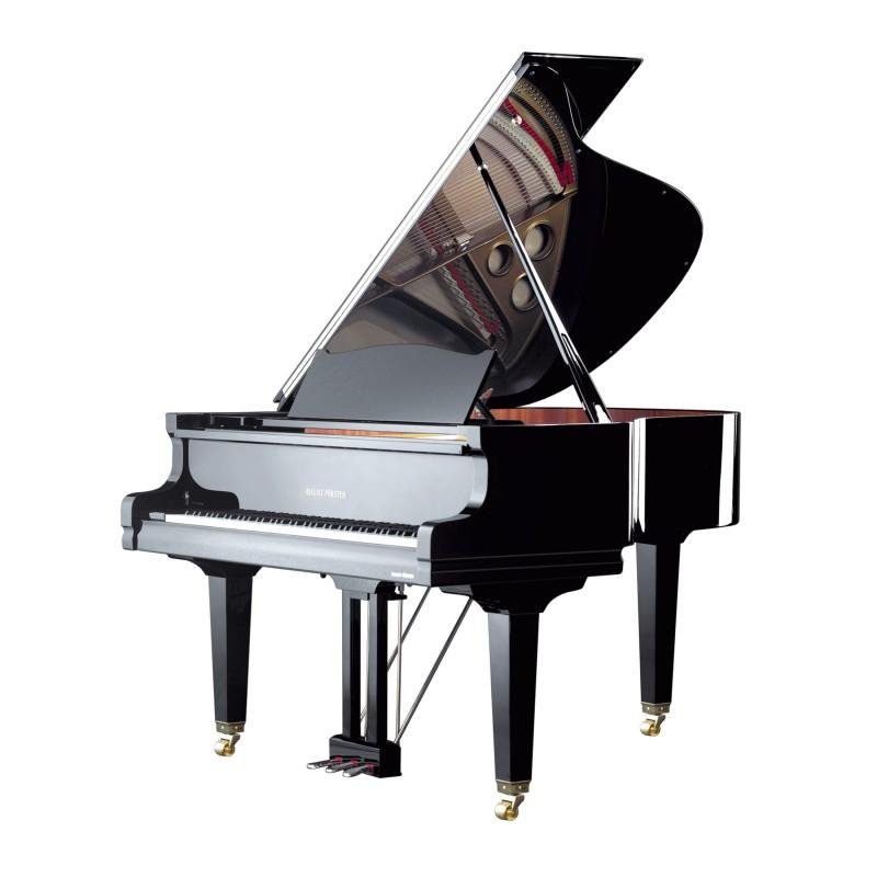 piano 1 4 queue haut de gamme august forster 170. Black Bedroom Furniture Sets. Home Design Ideas