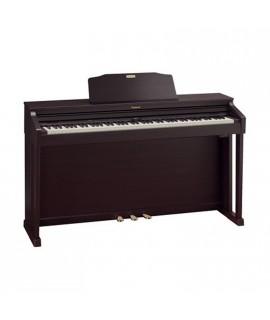 Piano Roland HP504 RW (bois de rose)