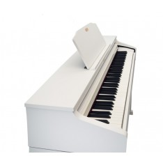 HP504 WH roland piano (blanc mat)
