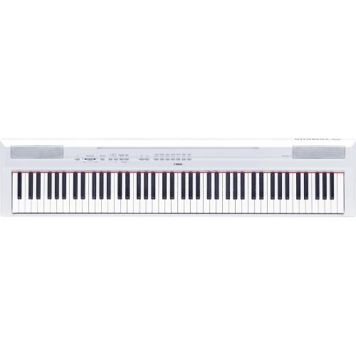 YAMAHA P115 WH - Piano numérique portable
