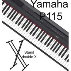 Yamaha P115 B - PACK 1