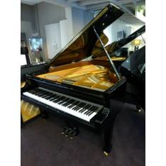 Bechstein 190 noir verni - piano 1/4 de queue