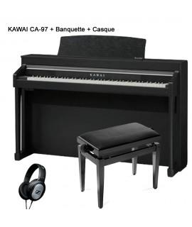 KAWAI CA-97 B - Piano numérique