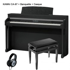 CA-97 KAWAI - Piano numérique
