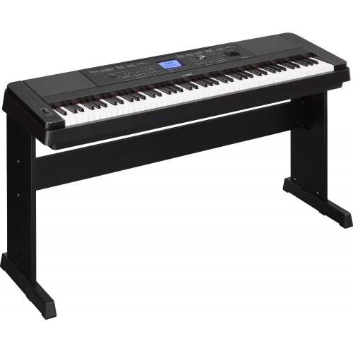 DGX660 YAMAHA - Piano numérique