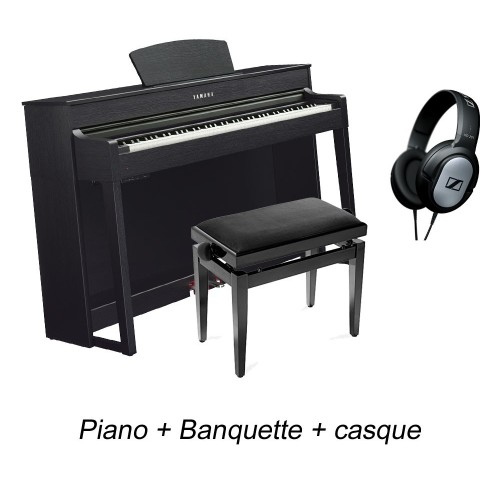 Yamaha CLP535 pack accessoires piano
