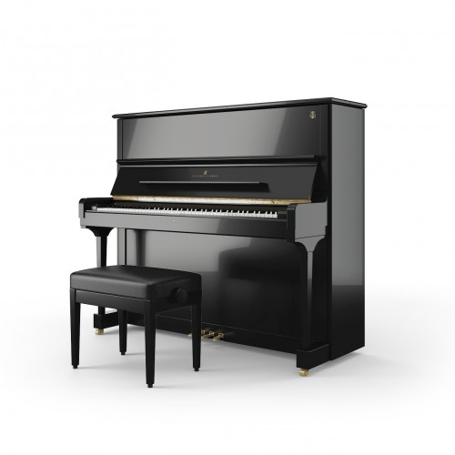 K-132 - Piano droit Steinway & Sons