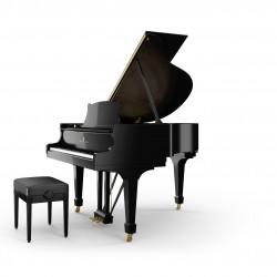 Steinway & Sons modèle S 155 - Piano 1/4 de queue