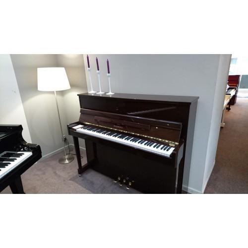 Piano droit RAMEAU 121 noyer brillant