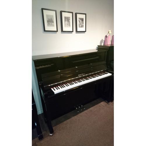 Piano d'occasion Pearl River EU-122S noir verni
