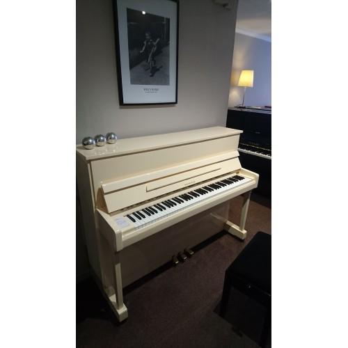 SAMICK JS115 Ivoire brillant - piano d'occasion