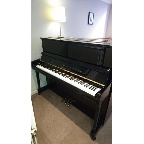 SAMICK JS121 noir brillant - piano d'occasion