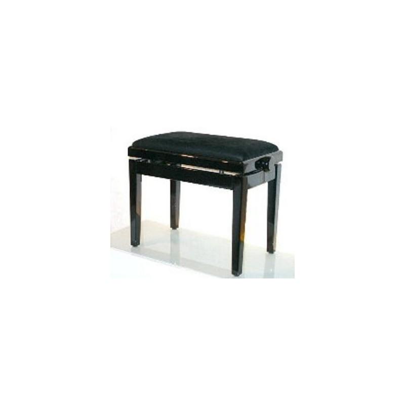 banquette - piano wendl&lung XD1 noire brillante