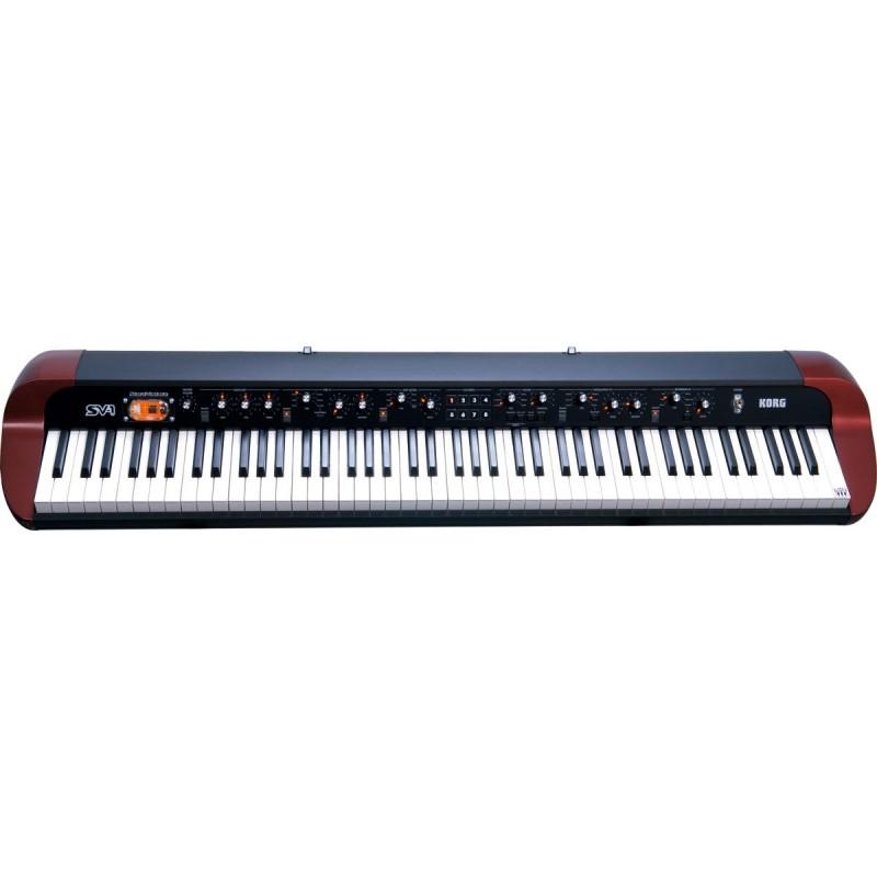 piano de sc ne korg sv1 88 mod le clavier 88 touches. Black Bedroom Furniture Sets. Home Design Ideas