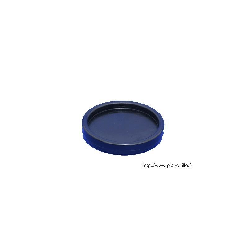 isolateur - coupelle noire pour piano