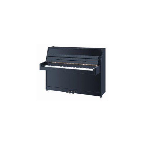 Keilberg PR1 supersoft noir verni - piano silencieux