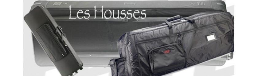 Housse pour piano et piano num rique la maison du piano for Housse clavier yamaha