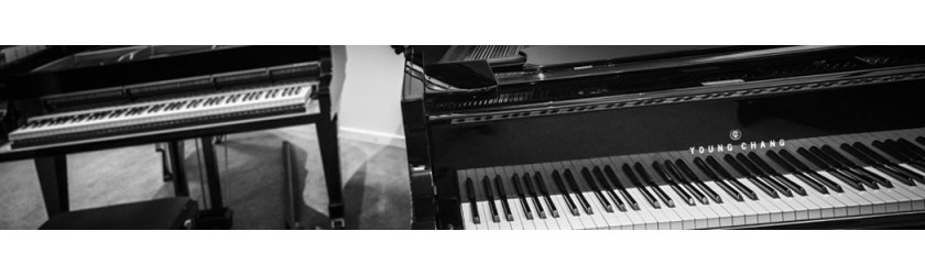 Piano à queue d'occasion