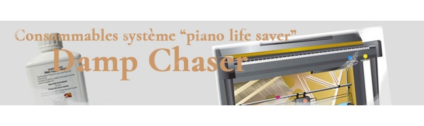 dampp-chaser - Piano life saver system