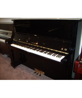 Piano droit d'occasion Kawai BS20 noir verni