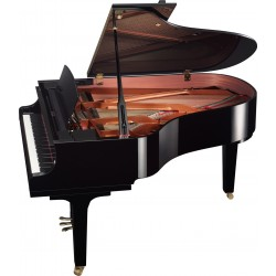 YAMAHA C3X piano 1/4 de queue