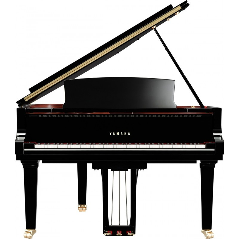 yamaha c6x piano 1 2 queue acoustique. Black Bedroom Furniture Sets. Home Design Ideas
