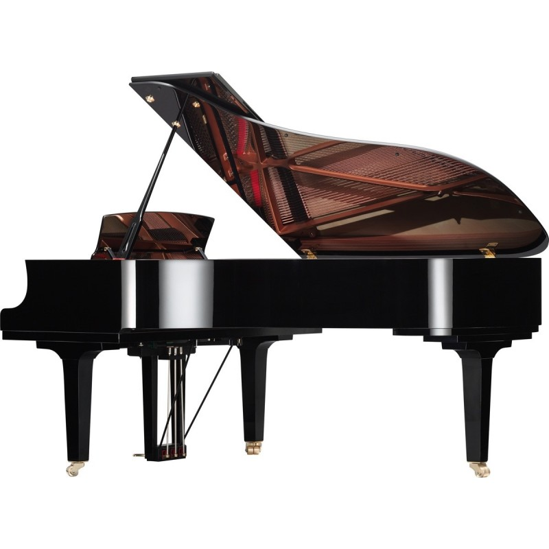 yamaha c6x piano 1 2 queue acoustique. Black Bedroom Furniture Sets. Home Design Ideas