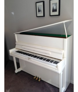 Piano droit YOUNG CHANG E118 d'occasion ivoire brillant