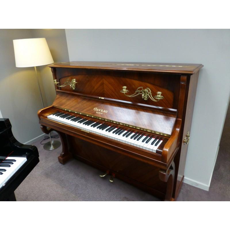 piano d 39 occasion gaveau restaur int gralement par la maison du piano. Black Bedroom Furniture Sets. Home Design Ideas
