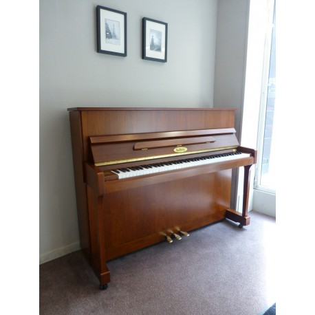 Piano d'occasion Keilberg JS115 noyer satiné
