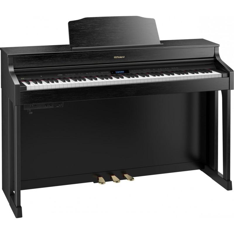 piano num rique roland hp603a. Black Bedroom Furniture Sets. Home Design Ideas