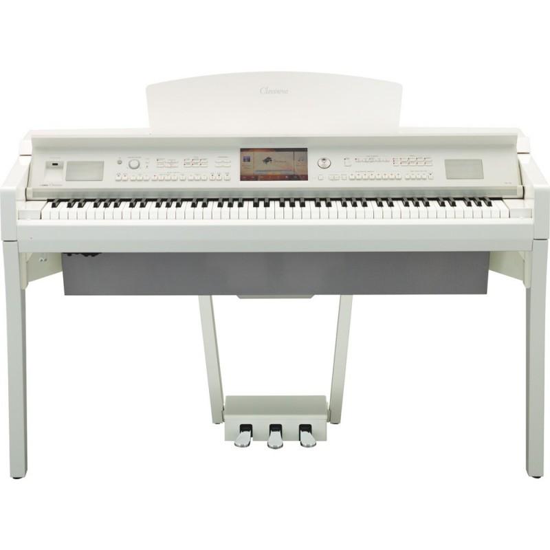 piano yamaha cvp709 clavinova haut de gamme. Black Bedroom Furniture Sets. Home Design Ideas