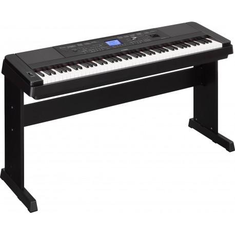 DGX660-B YAMAHA - Piano numérique