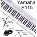 Yamaha P115B - PACK 3