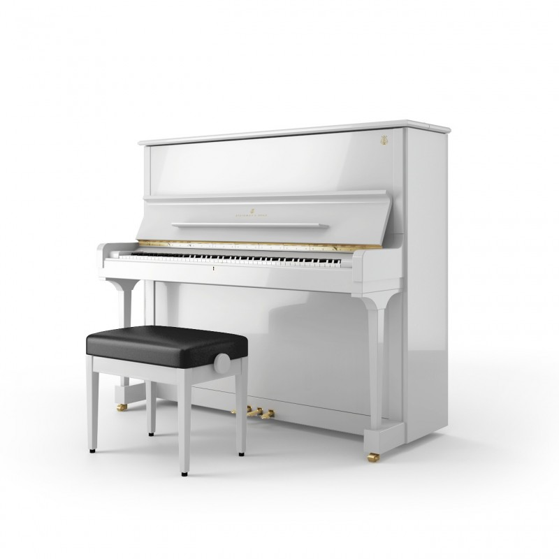 steinway sons piano de prestige piano droit k 132. Black Bedroom Furniture Sets. Home Design Ideas