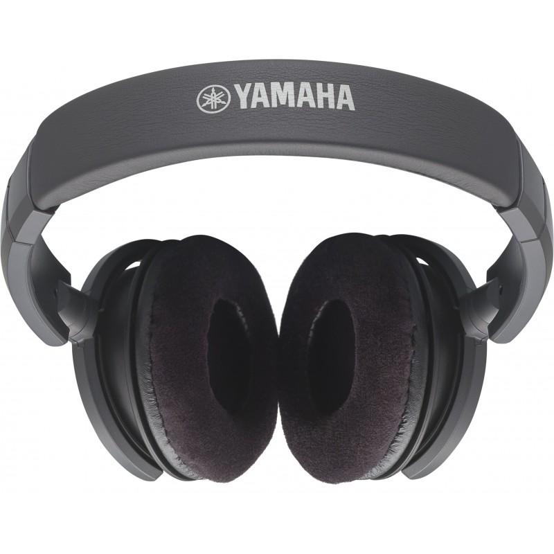 casque audio ouvert yamaha hph150 existe en noir et en blanc. Black Bedroom Furniture Sets. Home Design Ideas