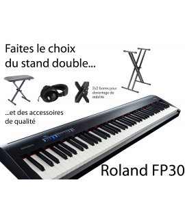 Pack Roland FP30