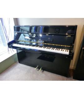Piano d'occasion Samick 108 noir verni
