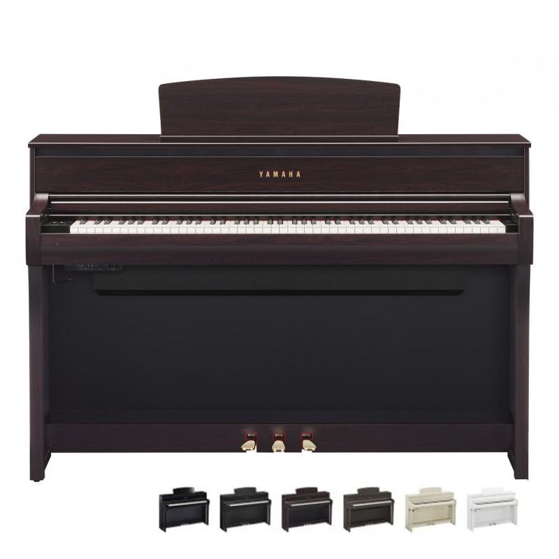 piano yamaha clp 675 clavinova. Black Bedroom Furniture Sets. Home Design Ideas