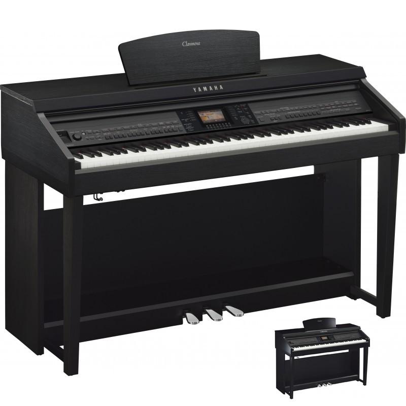 piano num rique clavinova yamaha cvp701. Black Bedroom Furniture Sets. Home Design Ideas